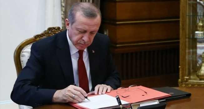 Erdoğan 10 kanunu onadı
