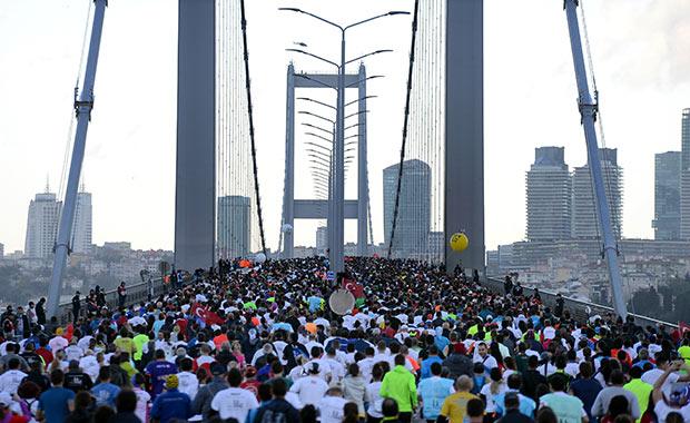 İstanbul Maratonu kazananları belli oldu