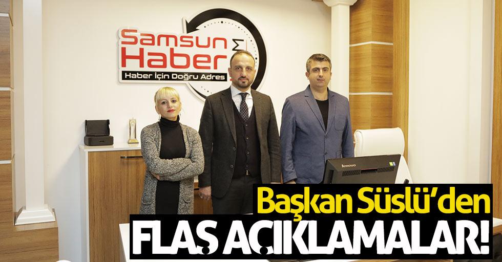 Ömer Süslü: AKP seçmenine sesleniyorum; 'Ahiretlerini yakmasınlar'