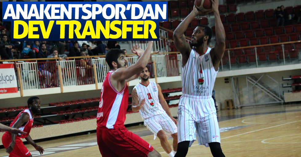 Samsun BŞB Anakentspor'dan dev transfer