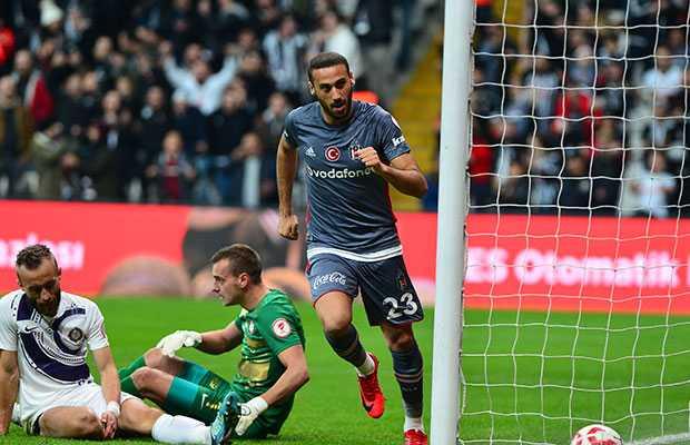 Beşiktaş 4-1 Osmanlıspor