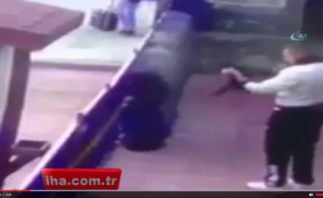 Kediye işkence eden asker serbest