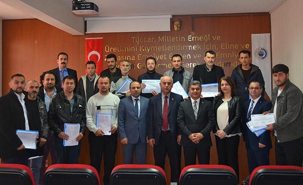 Samsun'da engelli ve eski hükümlülere destek