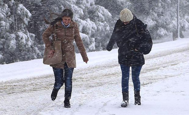 Ardahan'da okullar tatil mi? Kar yağışı yeniden başlıyor