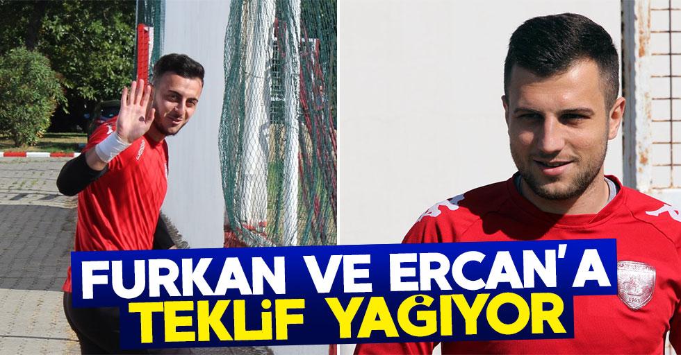 Furkan ve Ercan'a teklif yağıyor