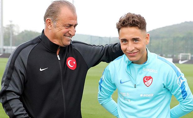 Galatasaray'dan Emre Mor hamlesi