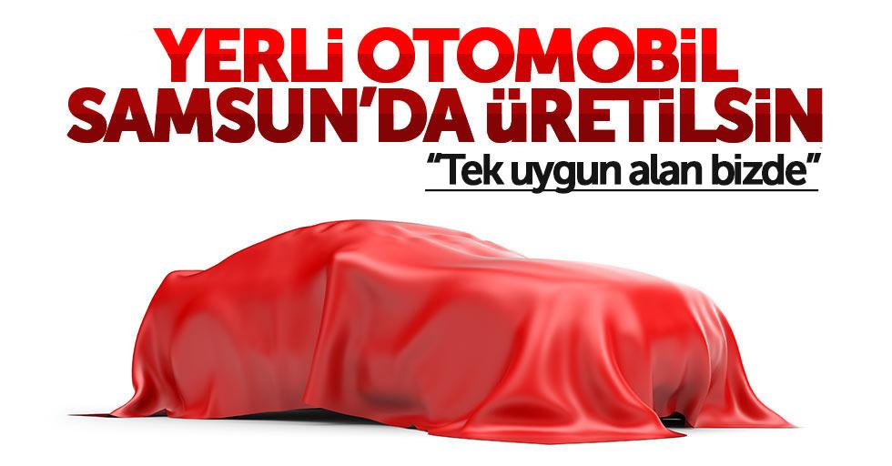 Murat İkiz: Yerli otomobil Havza'da üretilmeli