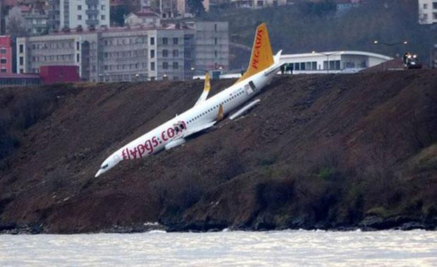 Pegasus'tan Trabzon'daki uçak kazası ile ilgili açıklama