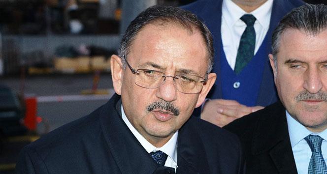 Bakan Özhaseki'den Rize için korkutan açıklama