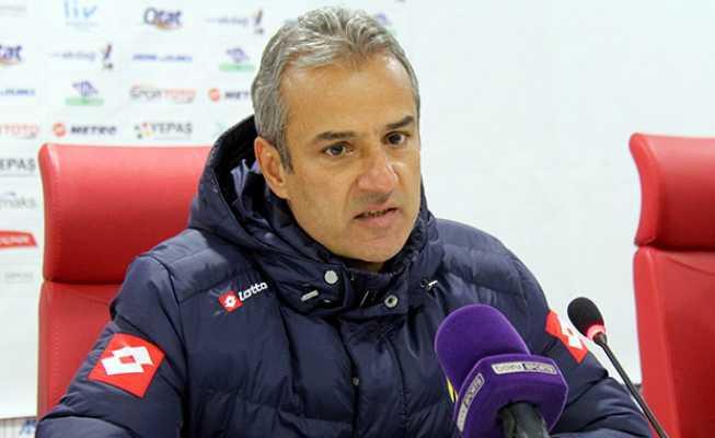 İsmail Kartal, Samsunspor maçı sonrası basın karşısına geçti