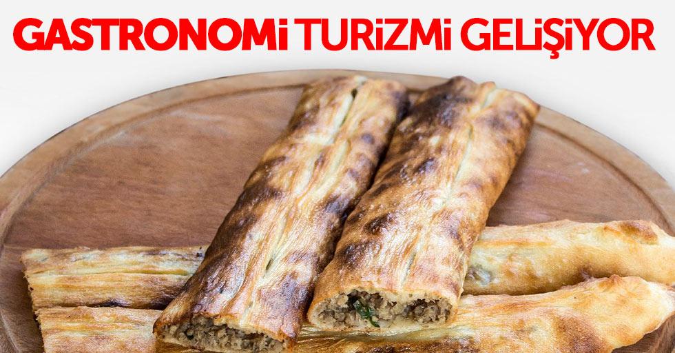 Samsun'da gastronomi turizmi gelişiyor