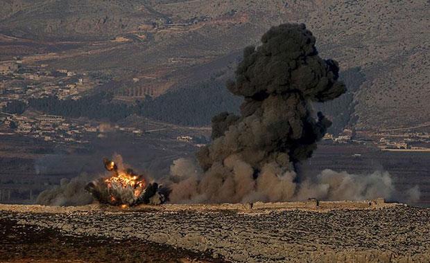 TSK'dan flaş Afrin açıklaması: 1439 terörist etkisiz hale getirildi