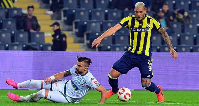 Yarı finalin adı Fenerbahçe-Beşiktaş