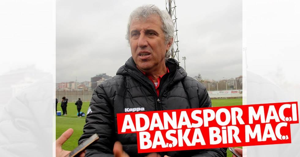 Adanaspor maçı başka bir maç