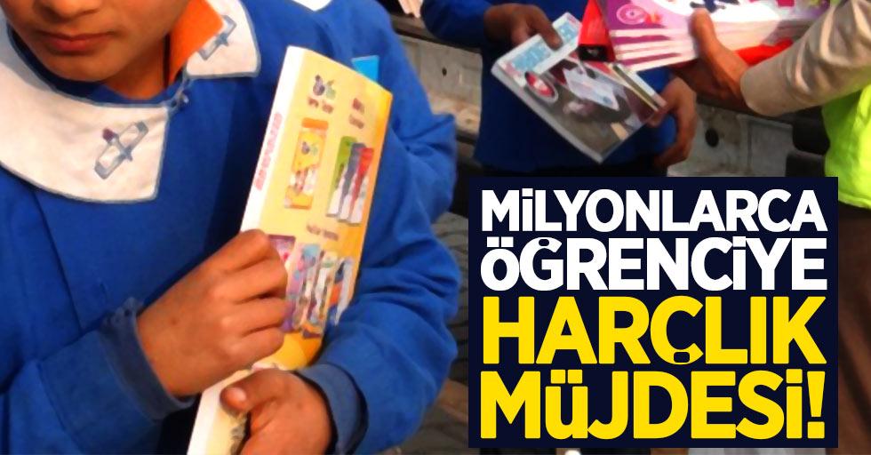 Milyonlarca öğrenciye harçlık müjdesi