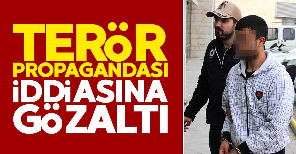 Samsun'da asker terör propagandası iddiasıyla gözaltına alındı