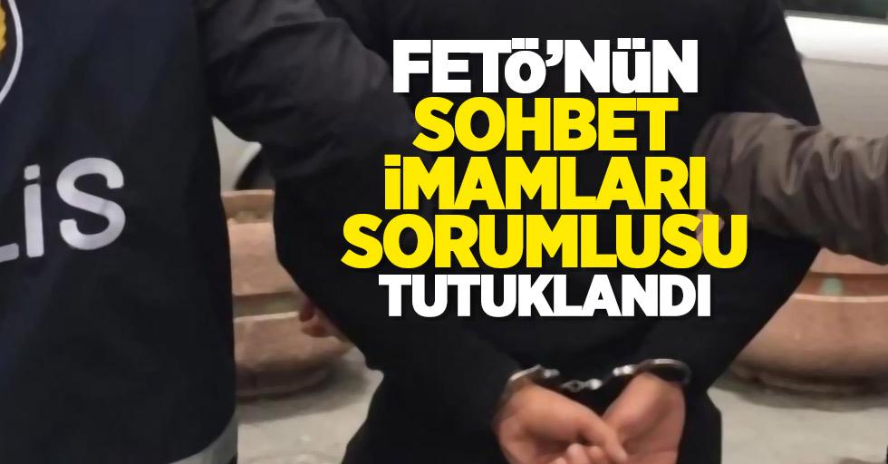 Samsun'da FETÖ'nün sohbet imamları sorumlusu tutuklandı