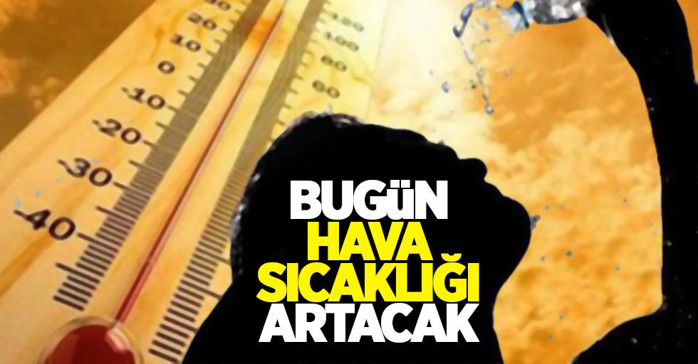 Samsun'da hava sıcaklığı 23 derece