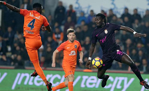 Galatasaray Başakşehir maçı için nefesler tutuldu