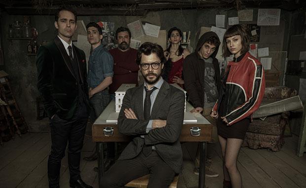 La Casa de Papel 3. sezon geliyor