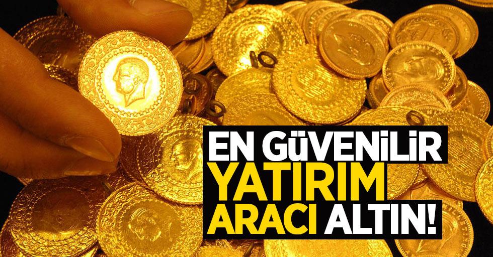 Salih Özman: En güvenilir yatırım aracı altın