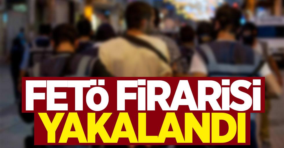 Samsun'da aranan FETÖ firarisi yakalandı