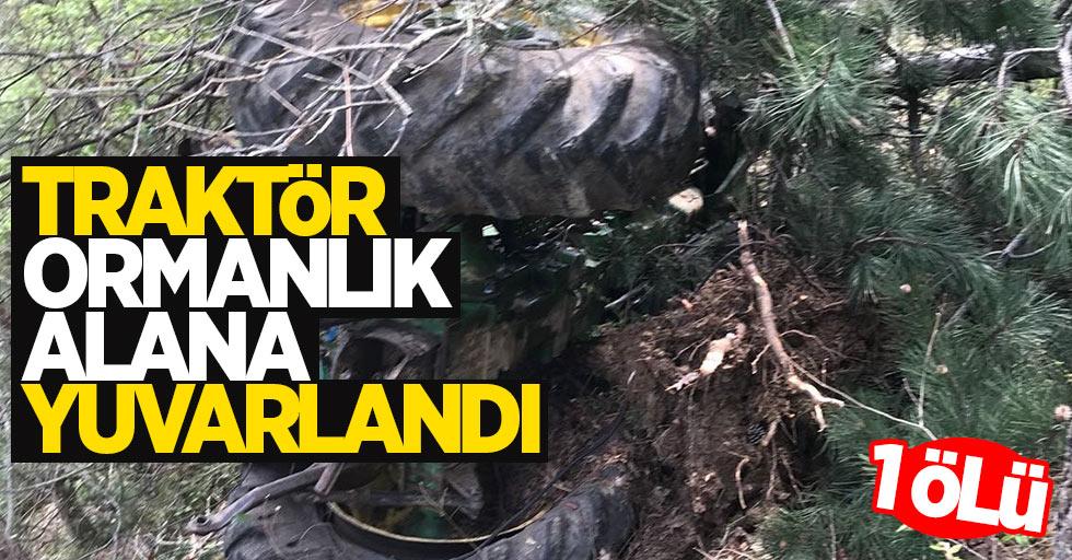 Samsun'da korkunç kaza: 1 ölü