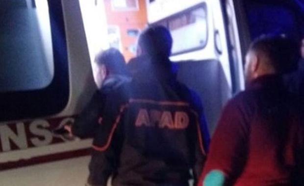 Trabzon'da araba uçurumdan yuvarlandı! 7 yaralı