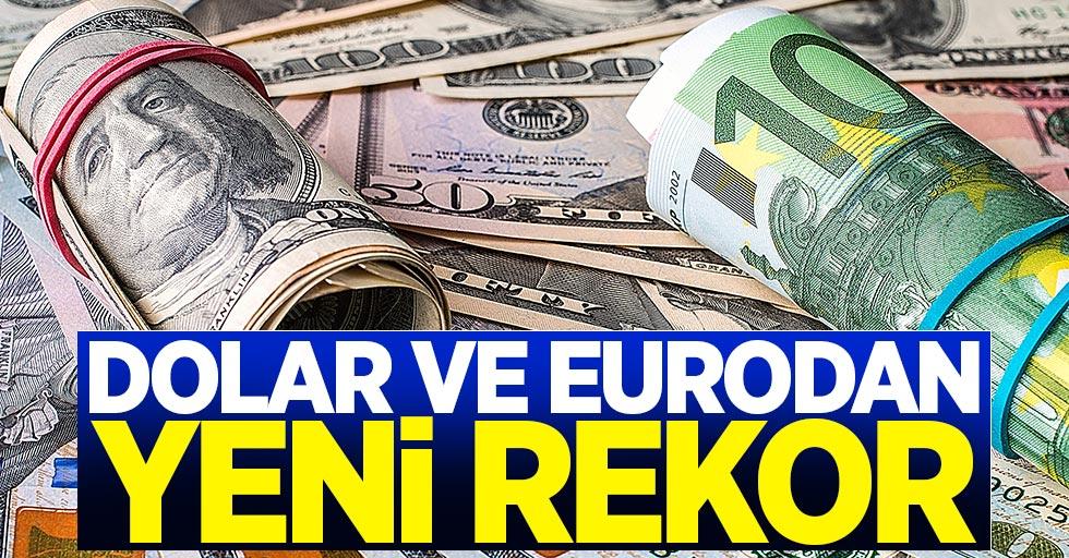 Dolar ve Euro ne kadar? (23 Mayıs çarşamba)