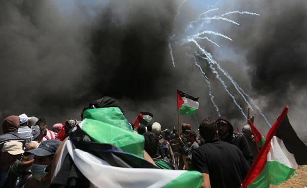 Samsun Tabipler Odası: Filistin'e karşı yapılan katliamı lanetliyoruz