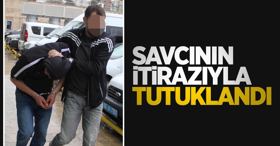 Uyuşturucu satıcısı savcının itirazıyla tutuklandı