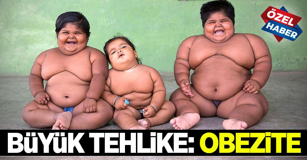 Büyük tehlike: Obezite