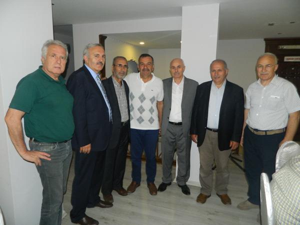 Samsunlu eski başkanlar; 'İYİ Parti dedi'