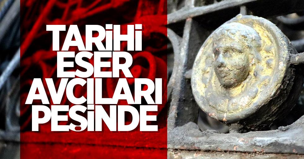 Dünya Samsun'daki tarihi kapının peşinde