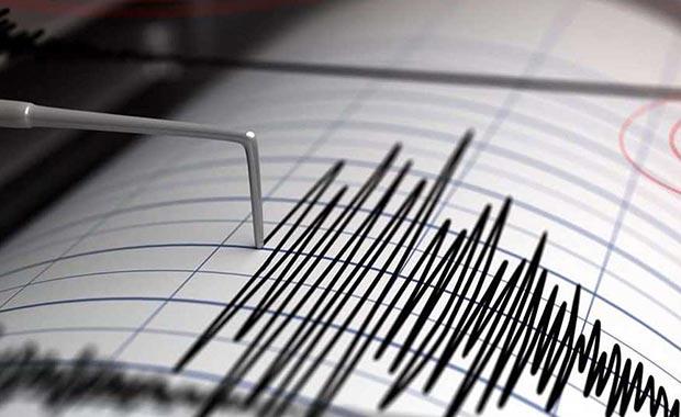 Karadeniz'de deprem: 2.6