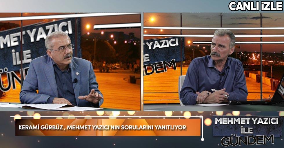 Samsun Baro Başkanı Kerami Gürbüz Gündem programının konuğu oldu