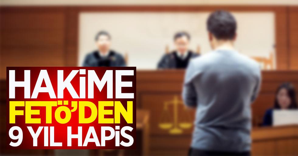Samsun'da hakime FETÖ'den 9 yıl hapis