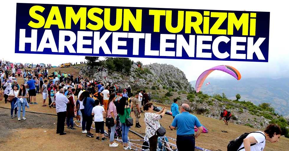 """""""Samsun turizmi hareketlenecek"""""""