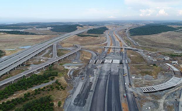 Yeni yol İstanbul'u rahatlatacak