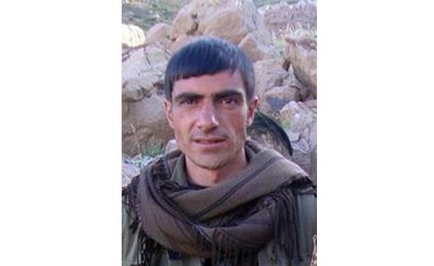 Yeşil kategoride bulunan terörist öldürüldü