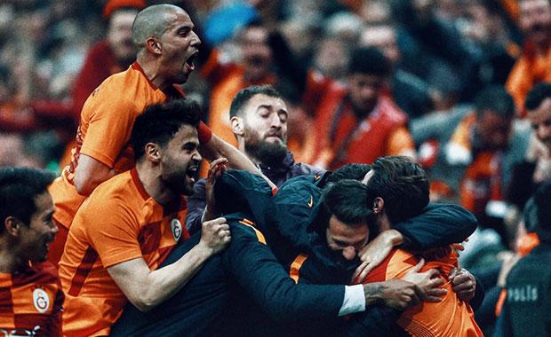 Ankaragücü 1-3 Galatasaray (Maç sonucu)