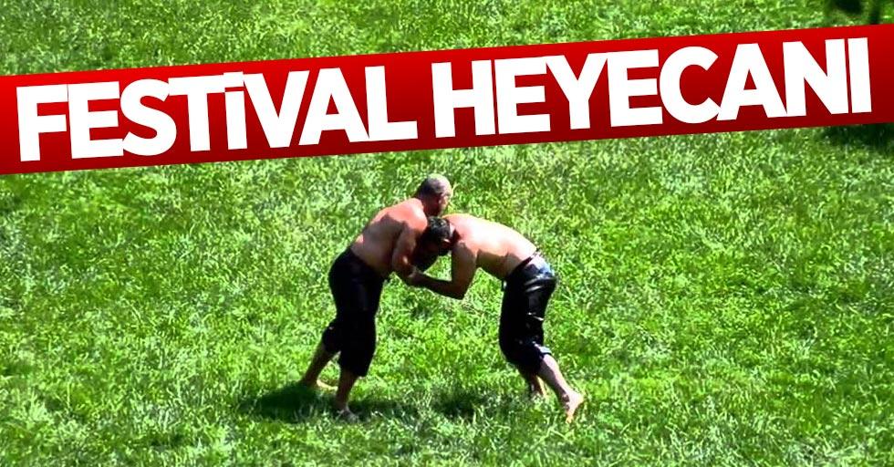 Vezirköprü'de festival heyecanı