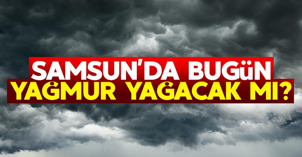 26 Eylül Çarşamba Samsun hava durumu