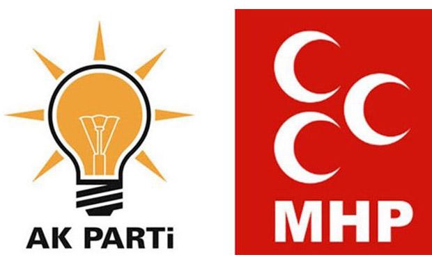 MHP ve AK Parti ittifakta anlaştı