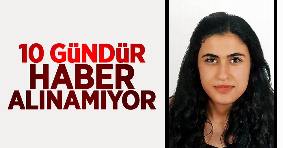 Samsun'da genç kız 10 gündür kayıp