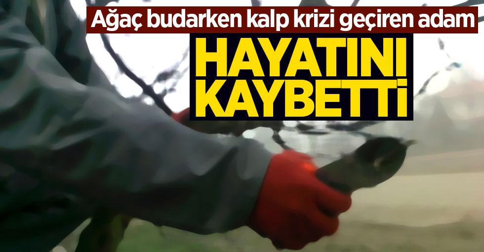 Samsun'da kalp krizi geçiren adam hayatını kaybetti