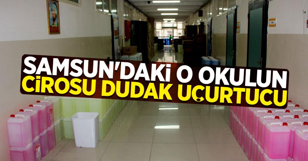 Samsun'daki o okulun cirosu dudak uçurtucu