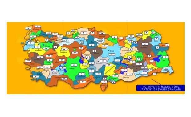 Türkiye'de patent alımında artış