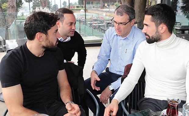 Fenerbahçe'de takım ruhu oluştu