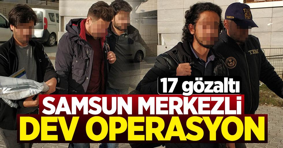 FETÖ'nün asker yapılanmasına darbe: 17 gözaltı